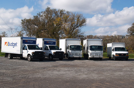 Budget Moving Trucks >> Budget Moving Truck Rentals Mars Evans City Self Storage